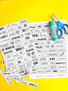 Iată o listă cu cuvintele cel mai des întâlnite în poezia lui Mihai Eminescu. Decupează cuvintele și creează-ți propria poezie, folosind șablonul de pe pagina 3. Vă dorim multă inspirație! Education, Mai, Words, Travel, Viajes, Destinations, Traveling, Onderwijs, Trips