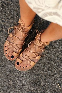Sandals For Summer glamhere.com Cute