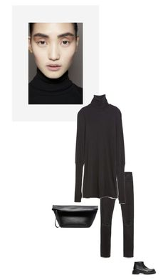 """""""/"""" by darkwood ❤ liked on Polyvore featuring Andrea Maack, Zara, Marni and OTTE"""