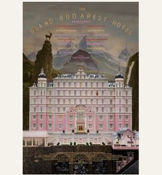 New Wes Anderson movie gets a Wes Anderson-y poster / The Dissolve