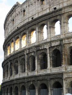 Rome, Italy - Coliseum