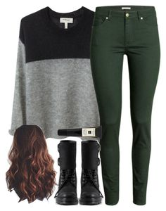 """""""Casual"""" by travelerofthenight ❤ liked on Polyvore featuring Étoile Isabel Marant, H&M, AllSaints and Jo Malone"""