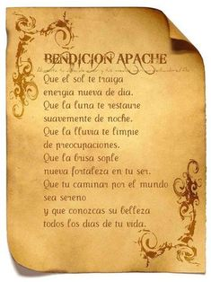 Apache Benediction Verses About Love, Witch Spell, Magic Words, Book Of Shadows, Magick, Reiki, Spirituality, Quotes, Blog