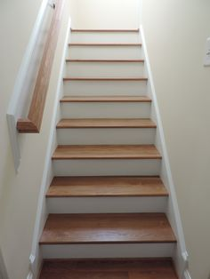 Finished staircase | Tingen Remodeling, Raleigh, NC