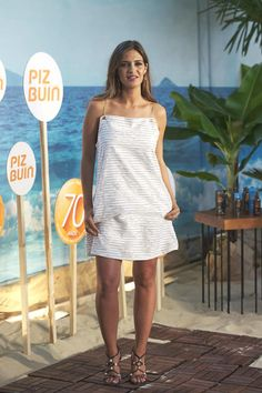Copia el 'summer look'  de Sara Carbonero