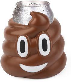 63e34047 Poo Emoji Drink Kooler Emojis, 40th Birthday, Boy Birthday Parties, Gag  Gifts,