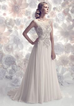 Amaré Couture by Crystal Richard B089 Wedding Dress - The Knot