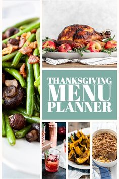 Wondering what to make this year for Thanksgiving Dinner? Come check out some of our very favorite Thanksgiving Recipes! I've got you covered with Turkey Recipes and Turkey Brines (plus everything you need to know about roasting or smoking a turkey), plenty of Thanksgiving Appetizers, Side Dishes, Drinks, and Desserts! You'll be able to plan your entire Thanksgiving Menu with this post - there are 90 Tried and True Thanksgiving Recipes handpicked by me! Thanksgiving Menu Planner, Healthy Thanksgiving Recipes, Thanksgiving Appetizers, Holiday Recipes, Roasted Sweet Potatoes, Roasted Garlic, Sweet Potato Dinner, Chipotle Pepper, Menu Planners
