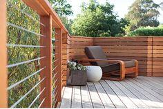 colour scheme and railing