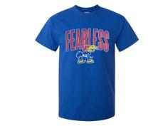 Kansas Jayhawks Fearless 1941 Tee - Royal