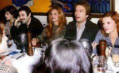 Dalida, Michel Delpech,Nicoletta et Richard
