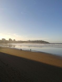 Gijon #en Movimiento #Playa San Lorenzo