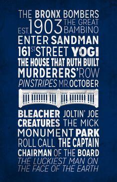 New York Yankees Poster https://www.etsy.com/listing/166636767/new-york-yankees-print?ref=listing-shop-header-2