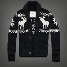 Mens Slant Rock Sweater | Mens Sweaters | Abercrombie.com