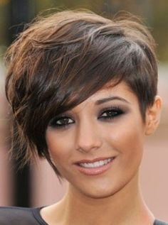 Latest Pixie's Very Short Hairstyle Custom 100% Human Remy Hair Super Cheap  Celebrity Wig, $127.59 | Wigsshopping.com