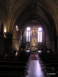 iglesia de Santa María la Real y Antigua de Gamonal, Burgos