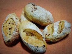 優格葡萄乾軟法麵包