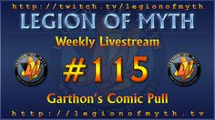 In this episode:  🤖 Heathendog's Heathendogma: Blame! and Elfen Lied. 💪 Garthon's Comic Pull: Spider-Man #17, X-Men Gold #5, and Batman #24. 👨🏫 CthuluLaw's Teachable Moment: Marvel Universe and Comixology. 🎲 Random Number Generator (RNG): Adam West, Wonder Woman, and DC Universe Movies.   Please Subscribe to our YouTube channel, like and share this video with your comic book and gamer friends, and comment on what you think about the episode.   Don�