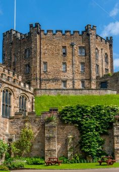 Durham Castle, England, a living castle, parts are used for student accommodation from Durham University Durham Castle, Durham City, University In England, Durham University, Chester Cathedral, Durham Cathedral, Castle Parts, Durham England, Romanesque Architecture