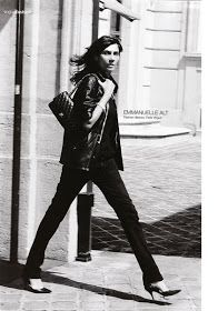 today i want to be...: emmanuelle alt