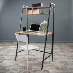 Home Loft Concepts Sigma Computer Desk & Reviews | Wayfair
