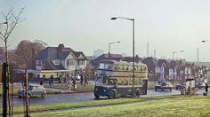 1970's Harborne Park Road