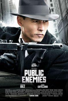 Public Enemies, the better poster.