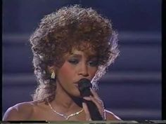 Whitney Houston - The Greatest Love Of All (HQ Stereo) (1987 29th GRAMMY...