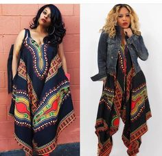 Shop Women's Black size fits up to Jumpsuits & Rompers at a discounted price at Poshmark. African Inspired Fashion, Dashiki, I Dress, Pant Jumpsuit, Kimono Top, Cover Up, Style Inspiration, Boho, Womens Fashion
