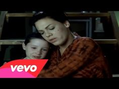 P!nk - Family Portrait  Woah!!! thats... just... the most hauntingly beautiful song ever
