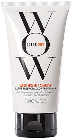 Color WOW Travel Color Security Shampoo.