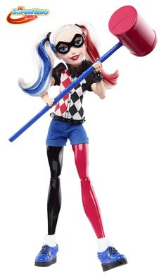 Unleash your power and explore your inner hero with DC Super Hero action dolls! Inspired by the powerful students of DC Super Hero High, the DC Super Hero Girls action . Dc Superhero Girls Dolls, Girl Superhero Party, Superhero Room, Batgirl, Supergirl, Super Hero High, Dc Super Hero Girls, Harley Quinn, Bloom Fashion