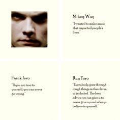 my chemical romance | Tumblr