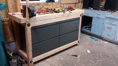 work benches... from scratch - Page 55 - The Garage Journal Board