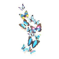 12PCS 3D Butterfly Stickers Card Making Stickers Wall Stickers 3D Crafts Butterflies (Blue) UK DEALS http://www.amazon.co.uk/dp/B00M0GDJDM/ref=cm_sw_r_pi_dp_.FBUvb1JMFZ49