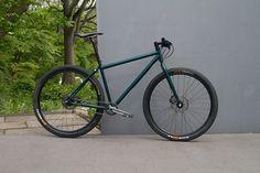 "On One 29"" Single Speed Mountain Bike, Mountain Biking, Hardtail Mtb, Real Steel, Urban Bike, Bike Ideas, Cool Bikes, Cross Country, Bicycles"