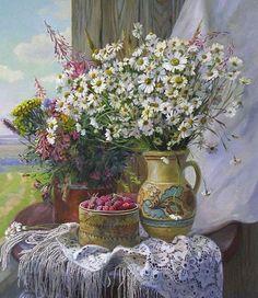 Raindrops and Roses Rose Vase, Flower Vases, Flower Art, Raindrops And Roses, Foto Art, Arte Floral, Daisy, Flower Of Life, Artist Art
