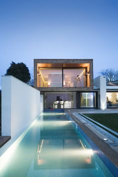 Pennard House by Hyde + Hyde Architects