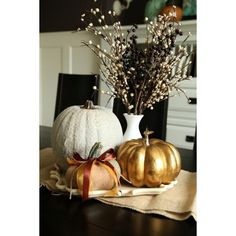 Home Décor Tips How to Decorate your Halloween Party ❤ liked on Polyvore featuring home, home decor, holiday decorations and halloween home decor