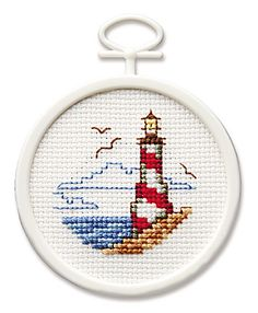 998-5034 Lighthouse - Janlynn.com