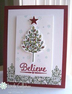 Stampin' Seasons: Believe......FMS213
