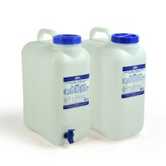 16 L vesiastian saa hanalla tai ilman hanaa. Suomessa valmistettu vesiastia on elintarvikelaatuisesta muovista tehty. Uusi korkki on helppo sulkea ja avata.Water containers which are made in Finland.