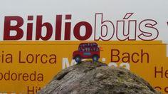 Desde el Bibliobús La Mola, de Barcelona Barcelona, January 28, Barcelona Spain