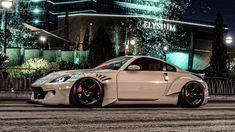 Nissan Z350, Nissan Infiniti, Tuner Cars, Jdm Cars, My Dream Car, Dream Cars, Audi S5, Chevy Muscle Cars, Lamborghini Huracan