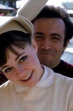 """The Flying Nun"" (1967-70)  Alejandro Rey as Carlos Ramirez  Sally Field as Sister Bertrille"