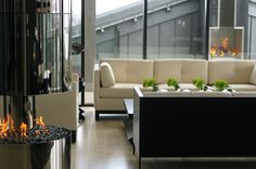 The 910 Project A Fabulous Penthouse by Smith Design 14