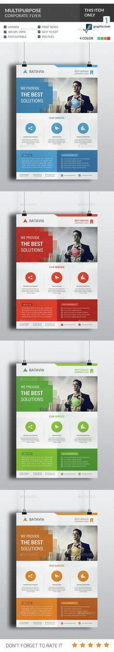 Marketing One Pager  Graphic Design  Document