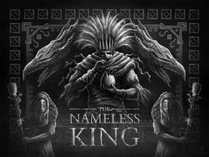 Dark Souls III - The Nameless King by Jack-Burton25