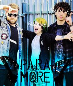 Paramore Edit made by me, LordSwagrid