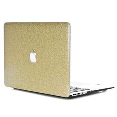 Macbook Case | Color Collection - Sparkly Gold